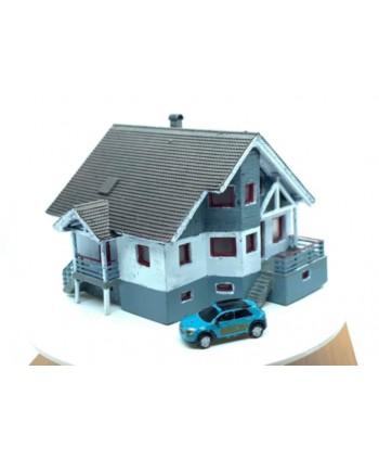 Mein Modellbahnhaus